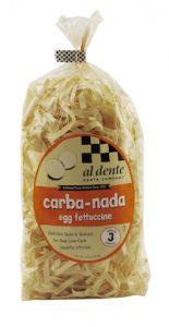 Carba-Nada Egg Fettuccine