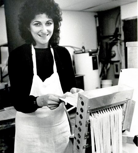 Monique Pasta 1983